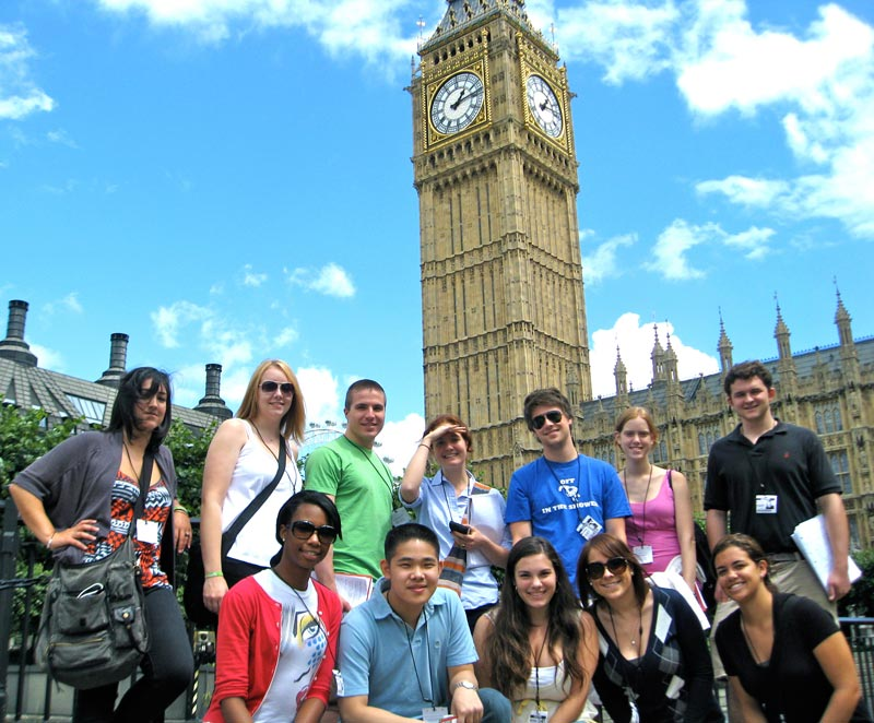 study abroad england